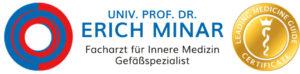 Univ. Prof. Dr. Erich Minar